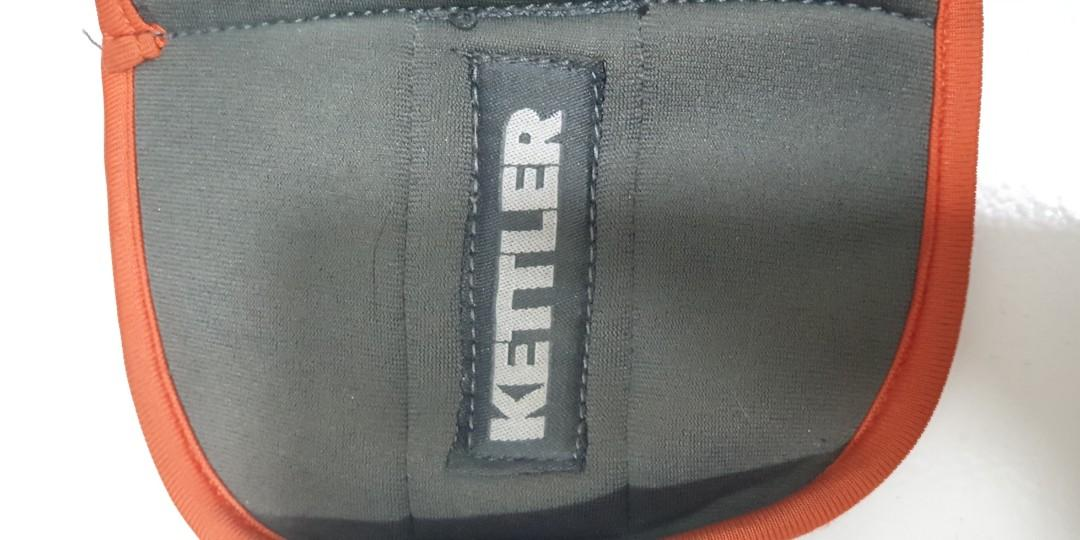 KETTLER Angkle Weight / Pemberat Kaki / Beban Kaki