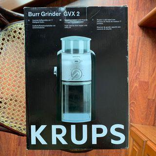 Krups Electrical Burr Grinder