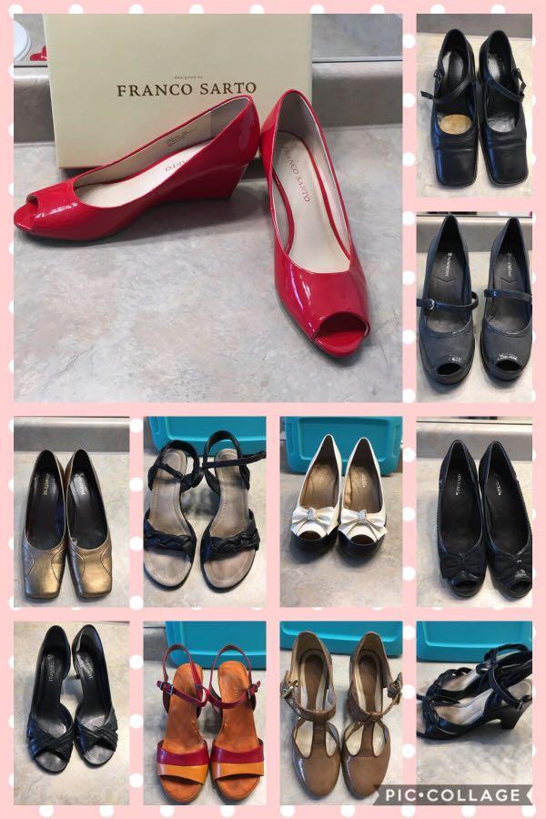 Ladies shoes size 9
