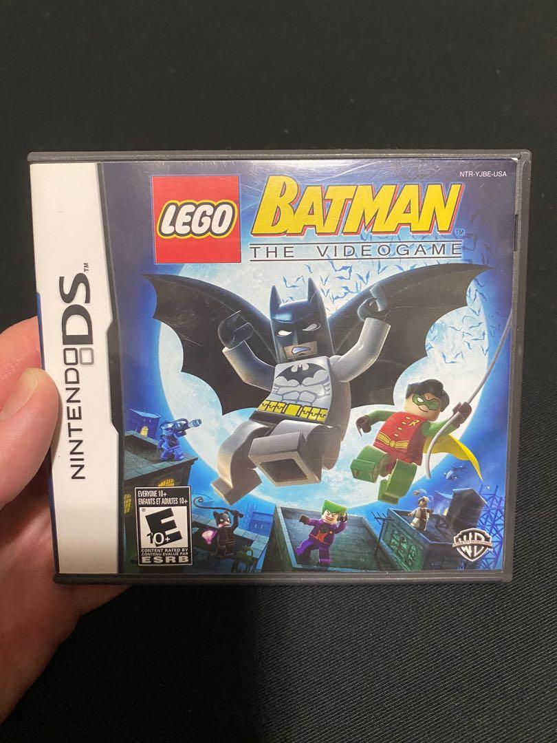 LEGO Batman Nintendo DS
