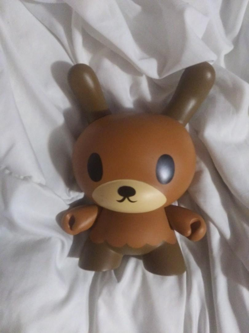 Little inky brown dunny