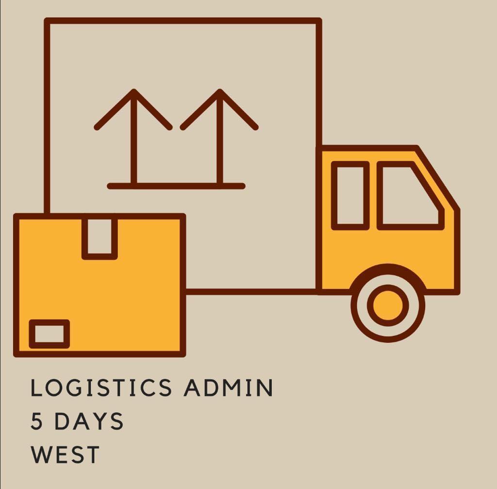 Logistics admin officer