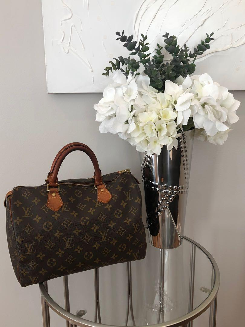 Louis Vuitton Speedy 30 Authentic