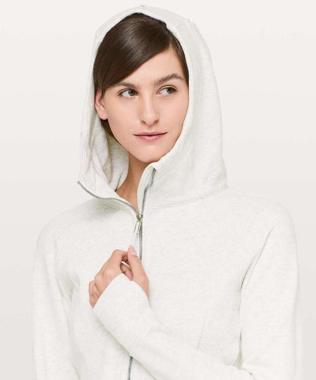 Lululemon Scuba Hoodie *Light Cotton Fleece