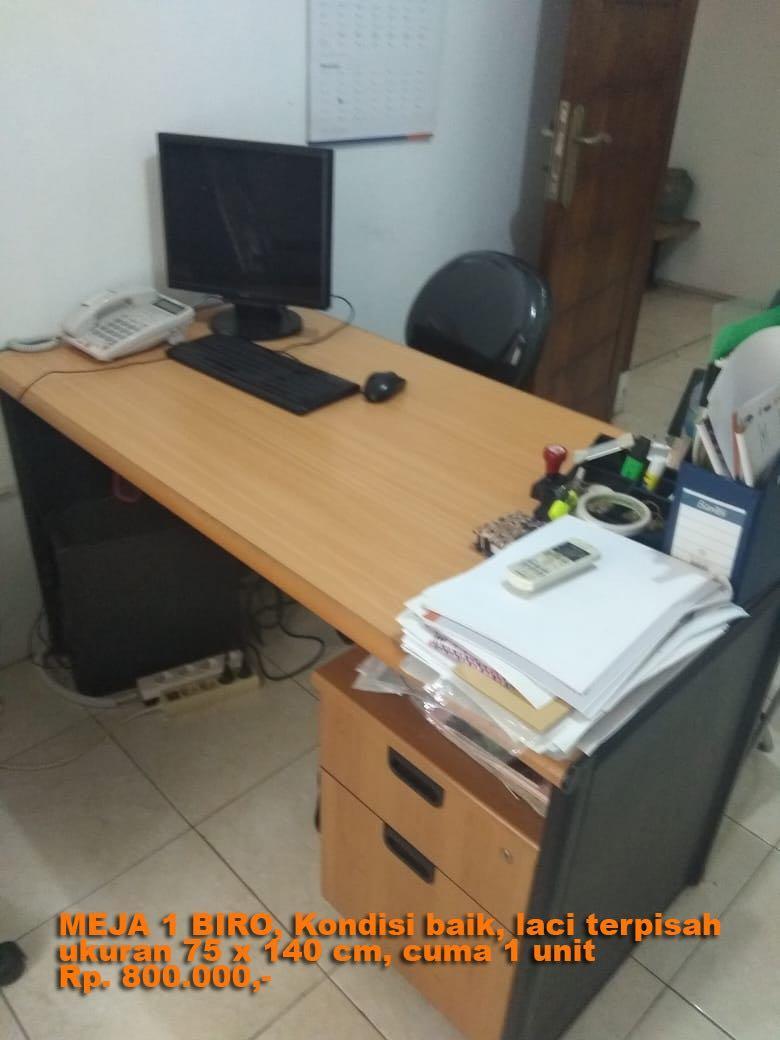 Meja Biro / meja Kantor