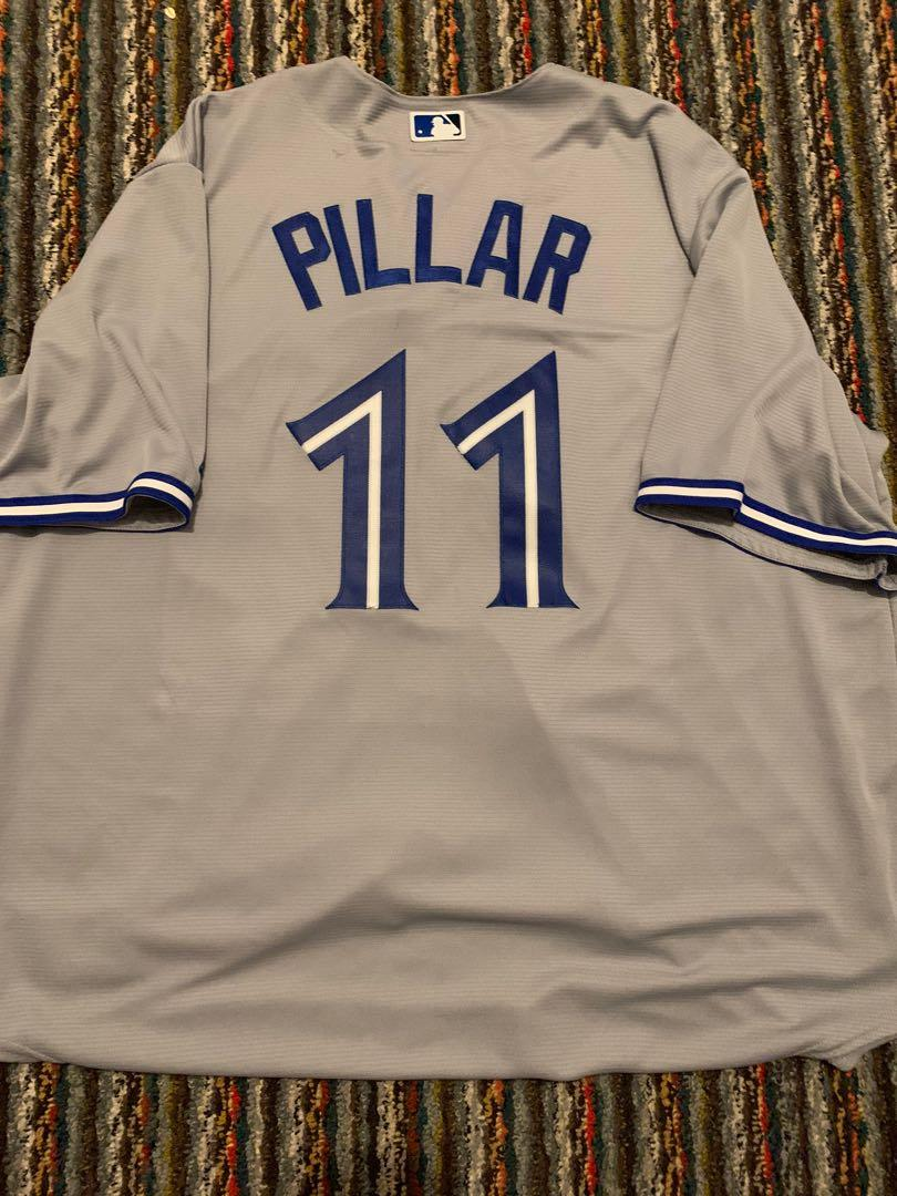 Men's XXL Blue Jays Kevin Pillar Jersey BRAND NEW