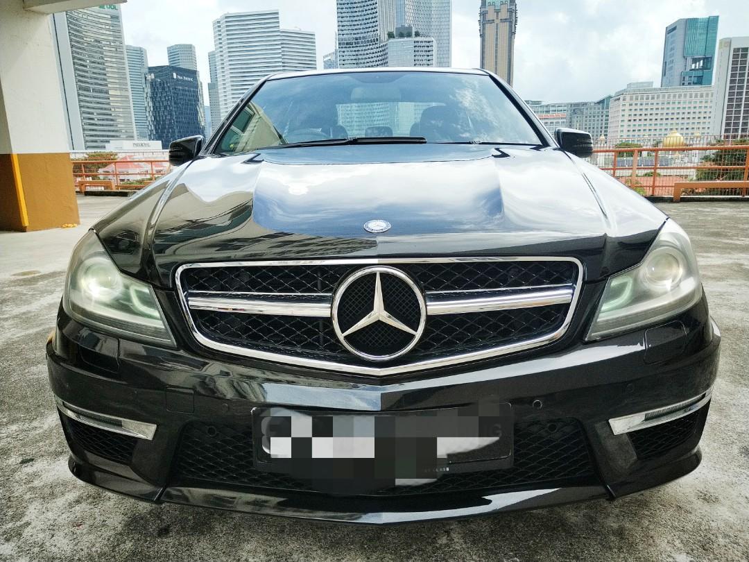 Mercedes-Benz C200 CDI (A)