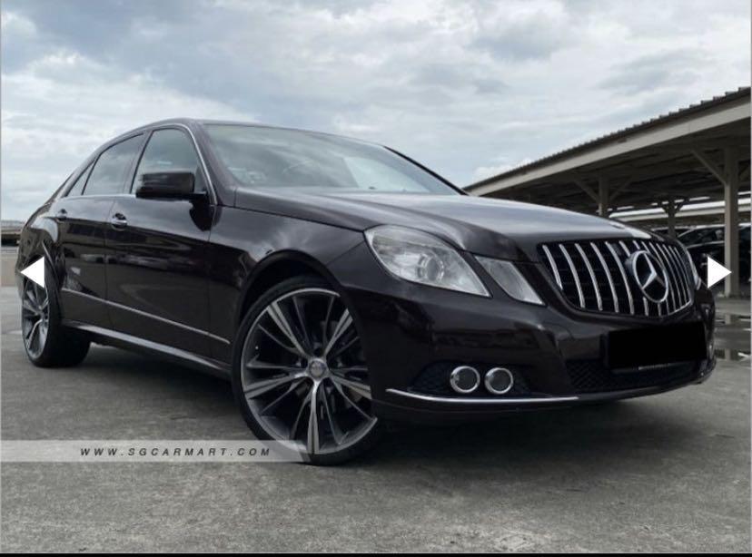 Mercedes-Benz E300 Elegance (A)