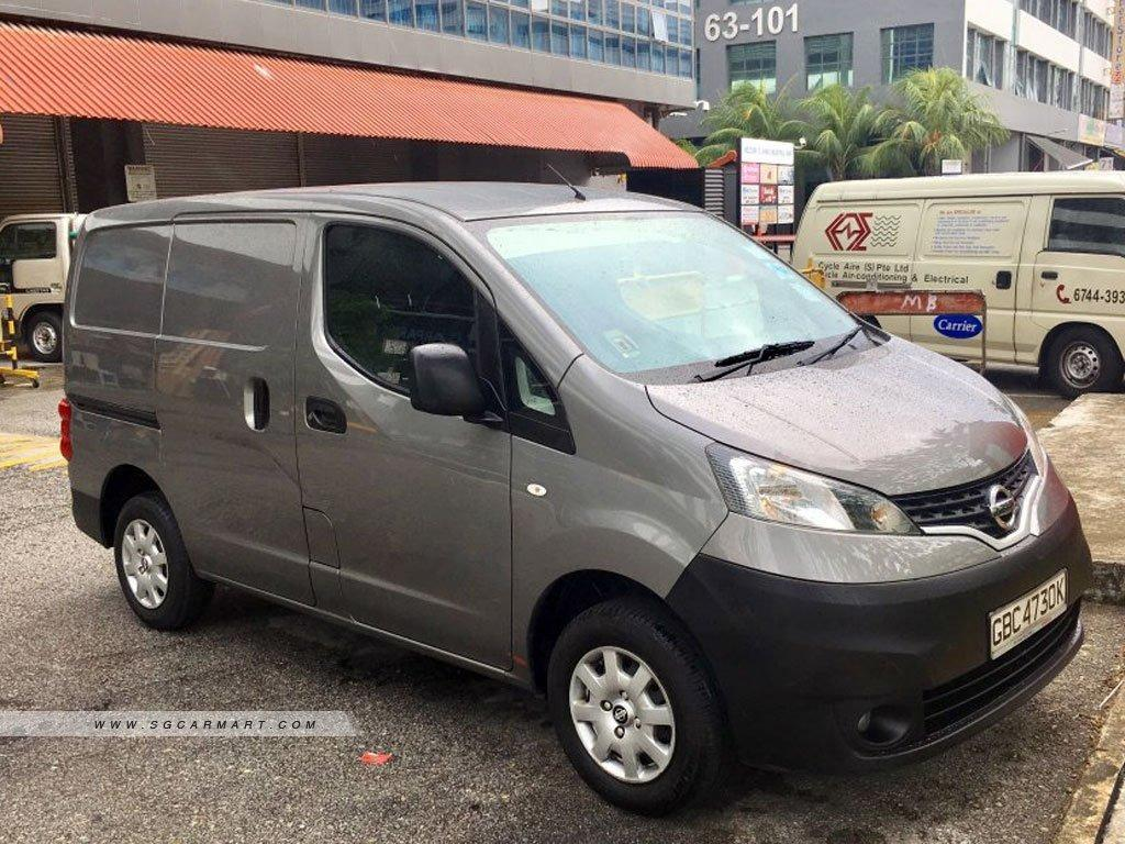 NISSAN NV200 VAN RENTAL - $1150(MONTHLY) LUCKY VAN