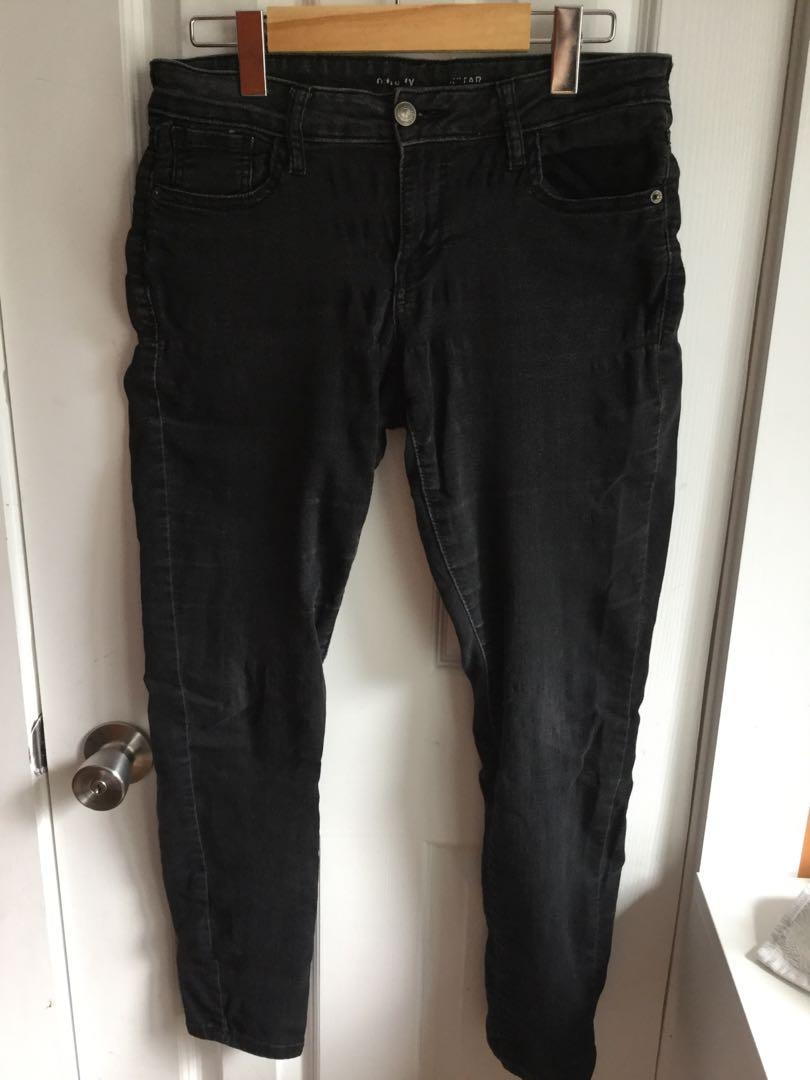 Old navy jeans size 8