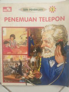 Penemuan Telepon - Alexander Graham Bell