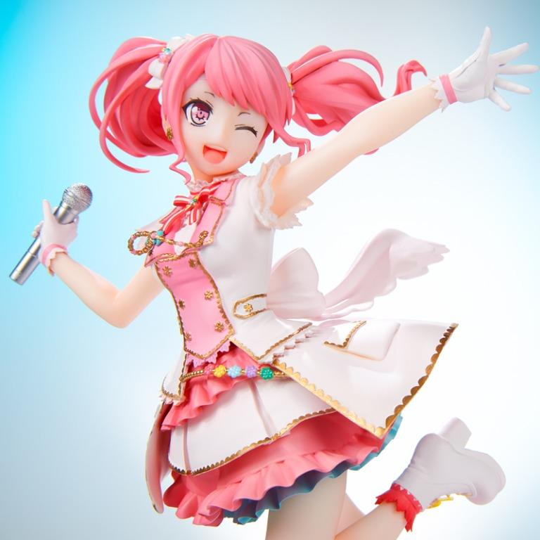 [Pre-Order] Bushiroad Creative 1/7 VOCAL COLLECTION AYA MARUYAMA FIGURINE FROM PASTEL*PALETTES
