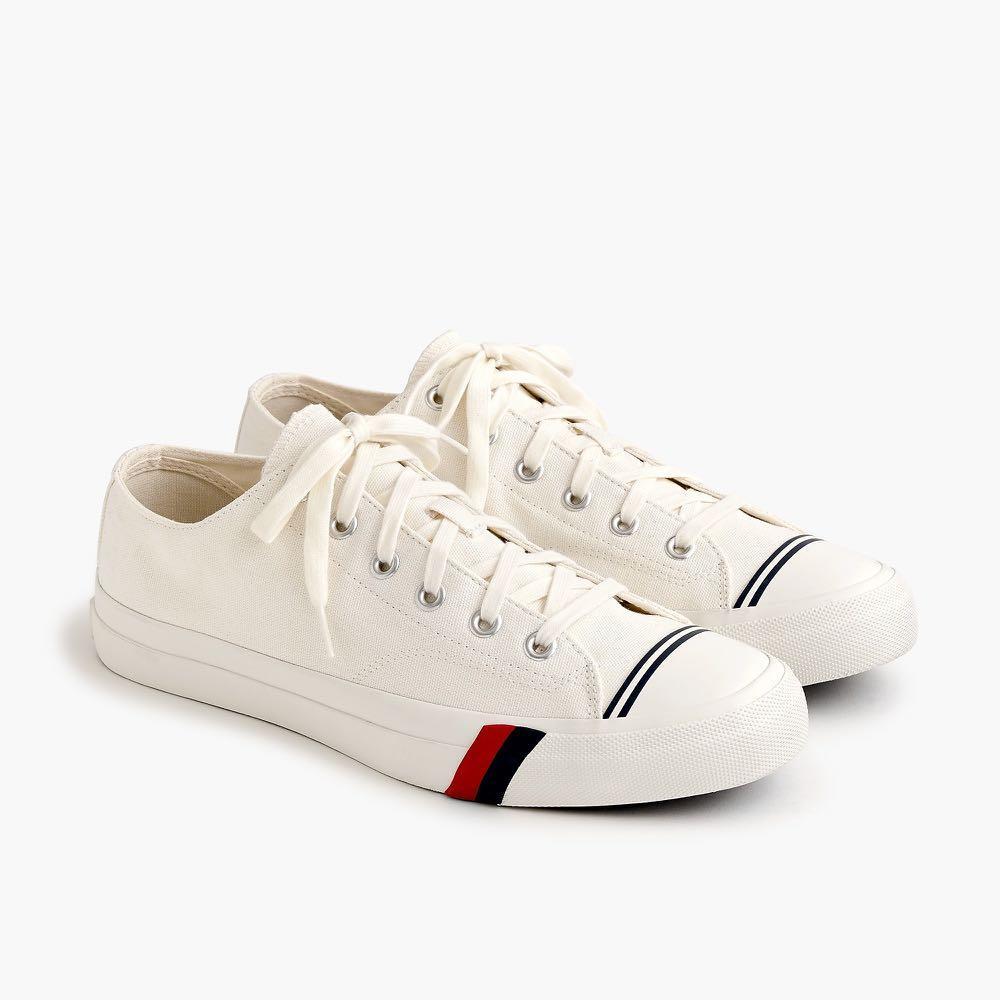 全新Pro Keds Royal lo (white) Pro