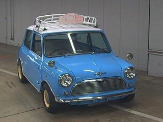 Rover Mini 99X Auto