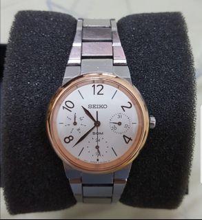 SEIKO精工石英錶