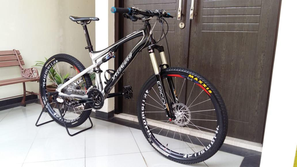 Sepeda MTB specialized