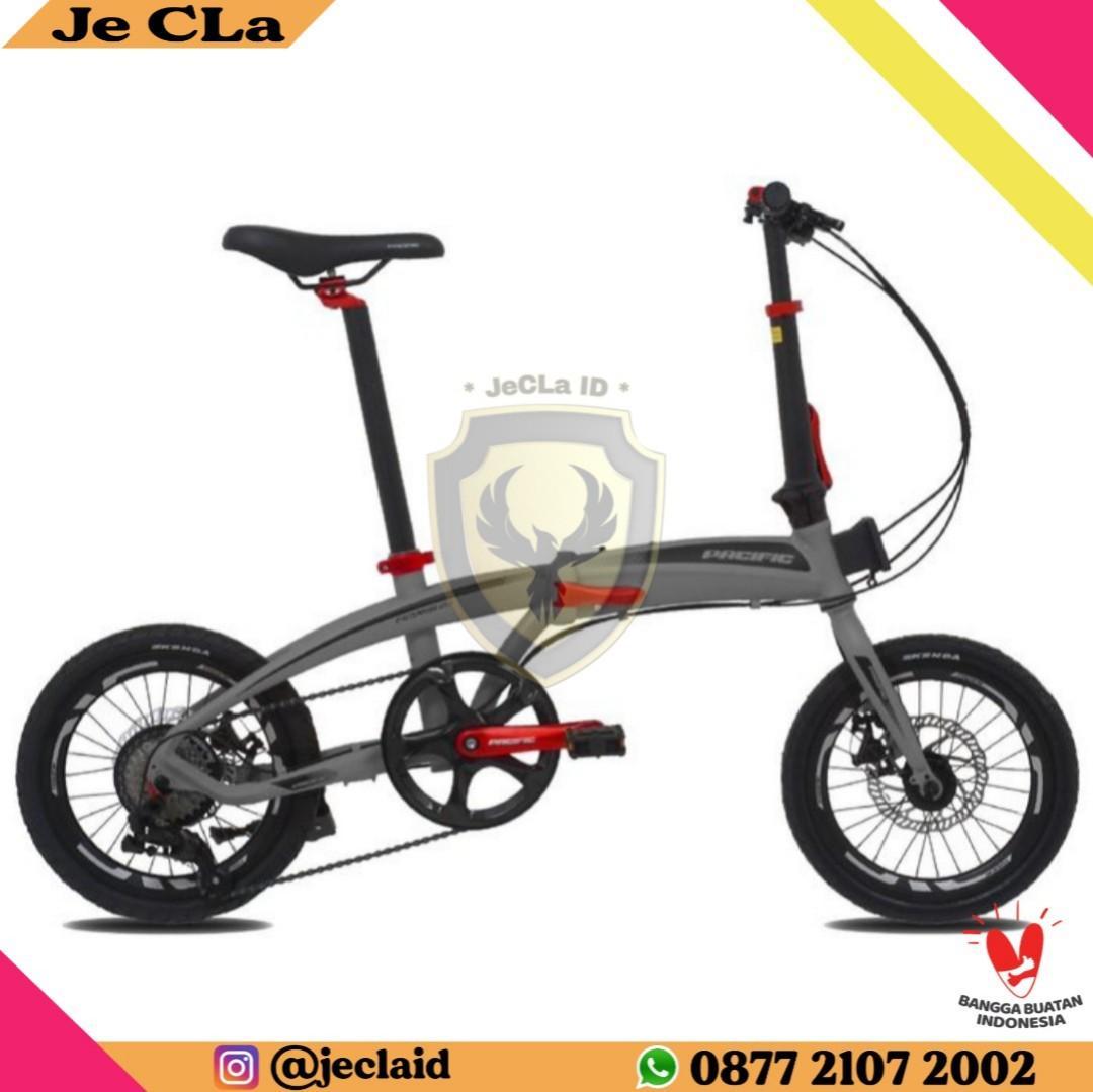 Sepeda Lipat 16 Inch PACIFIC NORIS 2.1 (Cash/Credit)