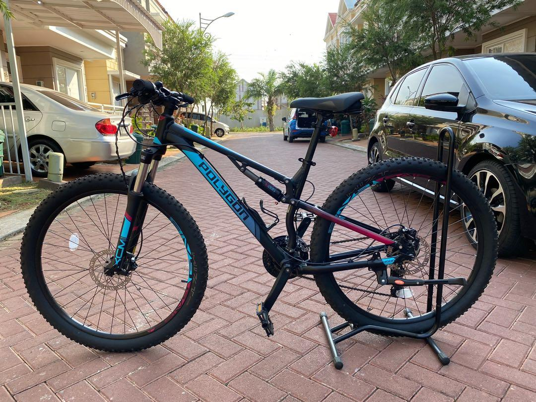 Sepeda Polygon Rayz 3 Like New Betul