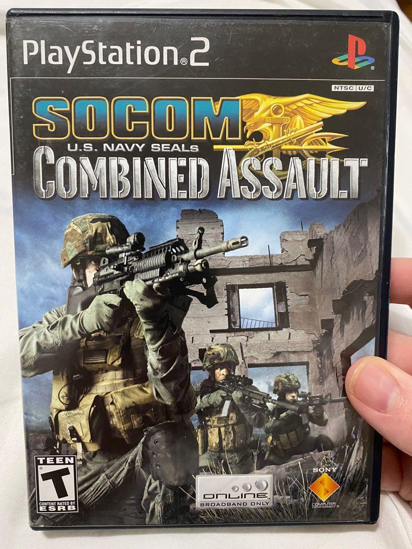 Socom Combined Assault PS2