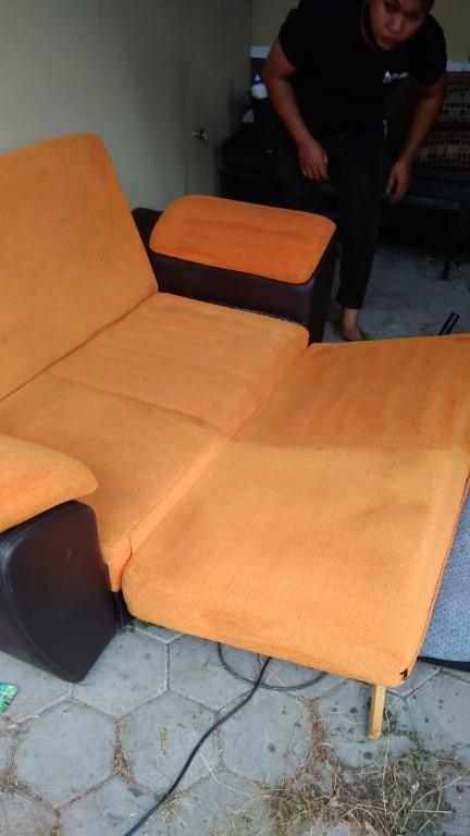 Sofabed (cuci sofabed murah Jogja, harga per item)