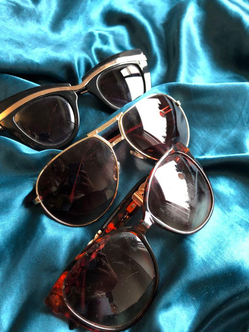 Sunglasses bundle$