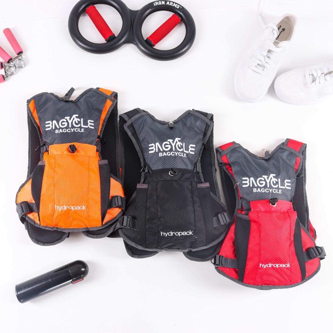 Tas sepeda/ tas running/ tas hydropack - bagcycle