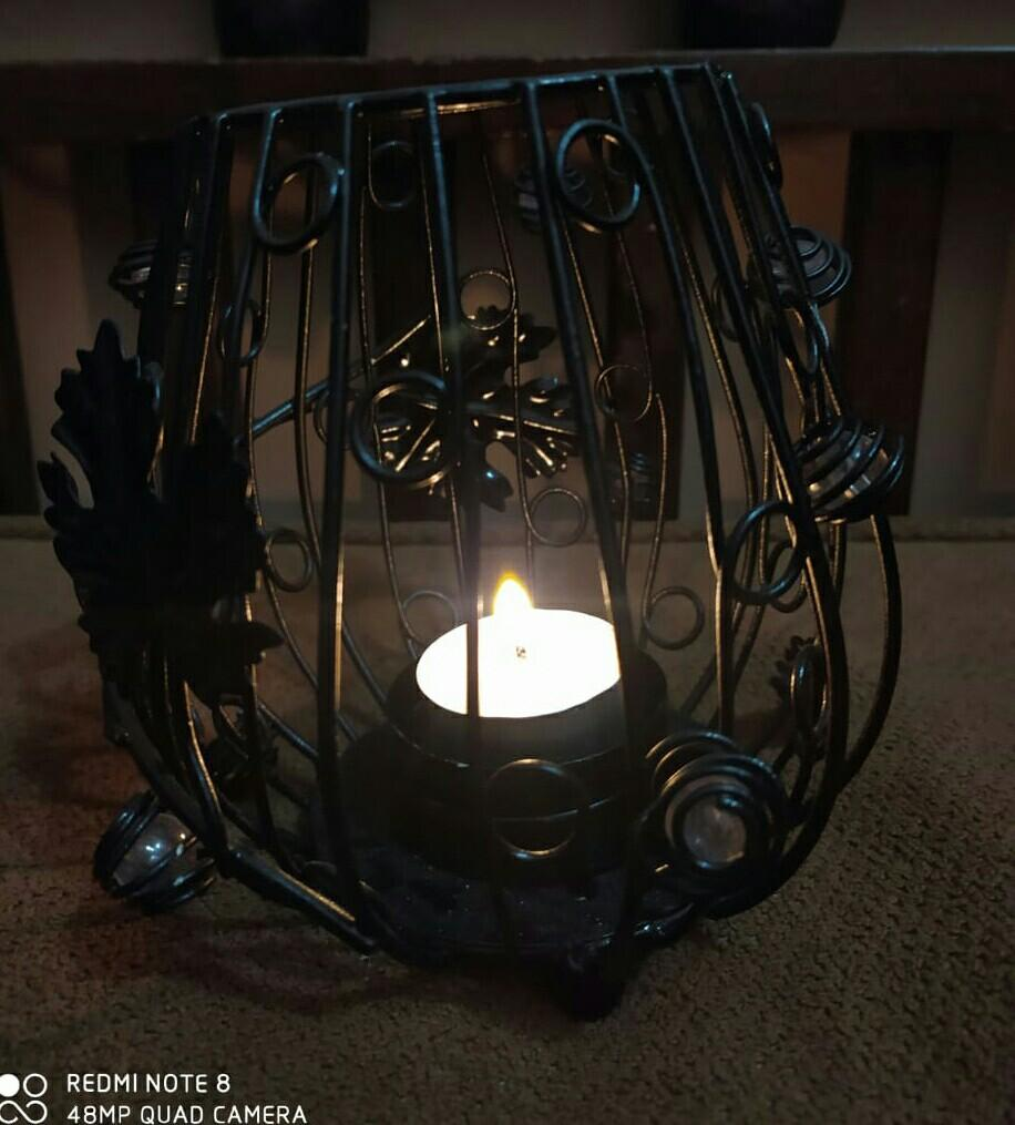 Tempat lilin aromatheraphy