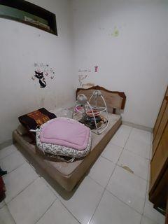 Tempat Tidur queen size 160*200 cm