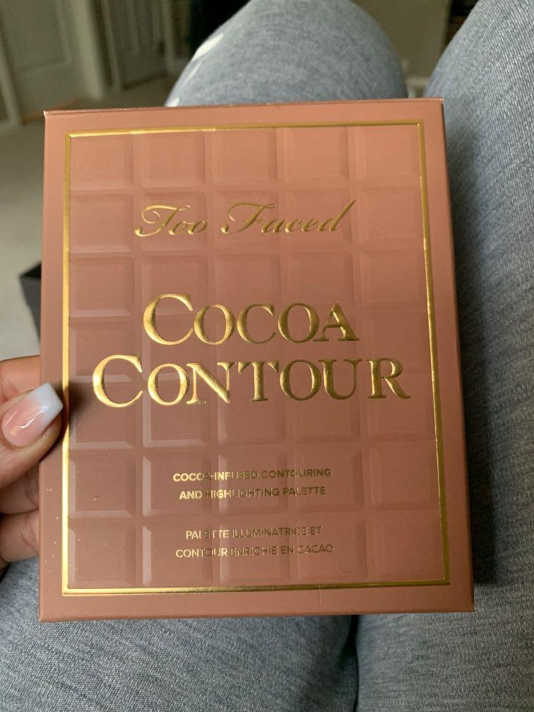Too Faced Cocoa Contour and Highlight palette