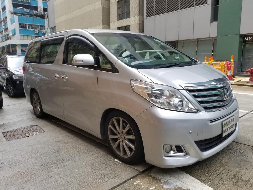 Toyota ALPHARD FIRST CLASS 2014 Auto