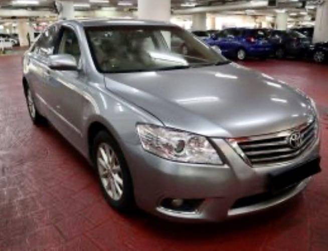 Toyota Camary for monthly rent