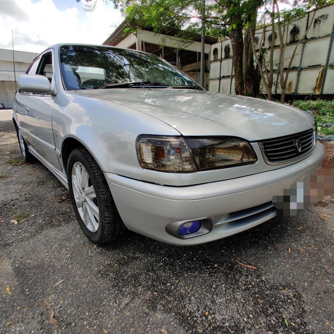 Kekurangan Toyota Corolla Seg Perbandingan Harga