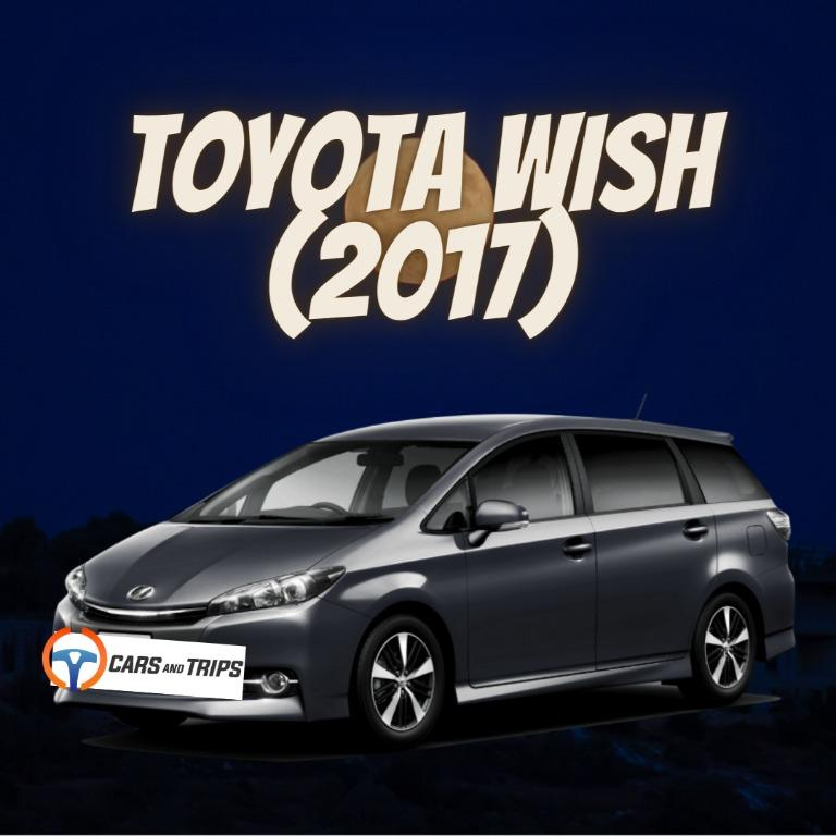 Toyota Wish 2017
