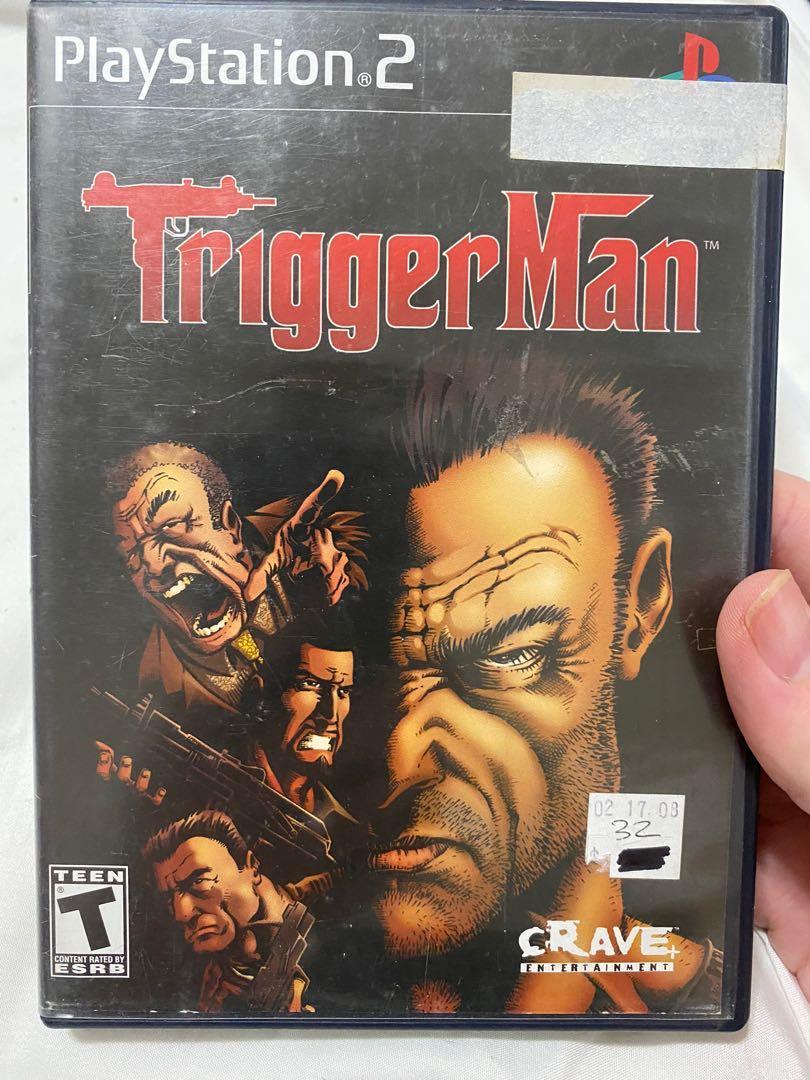 Trigger Man PS2