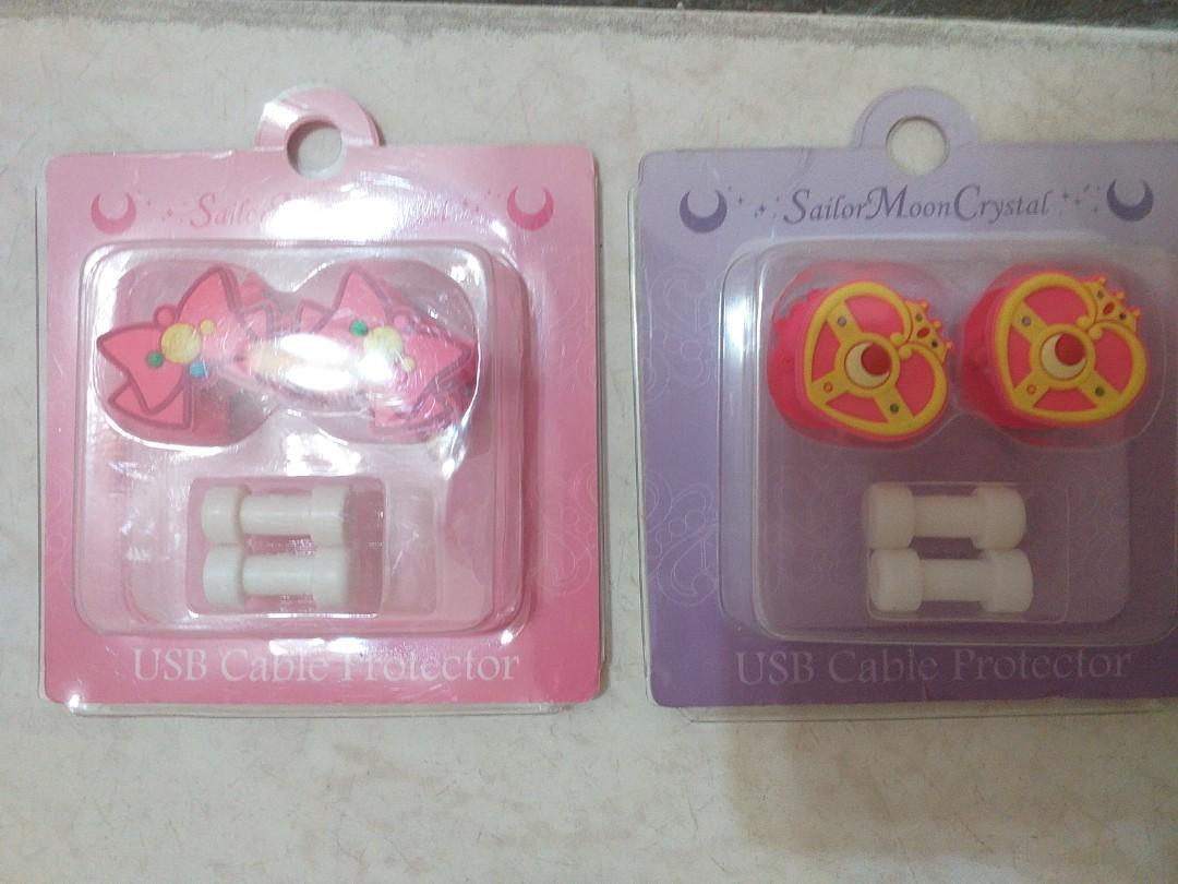 美少女戰士USB線材保護套