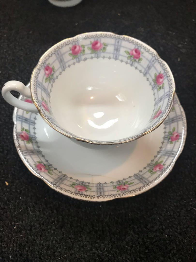 Vintage collectable Rosina bone China