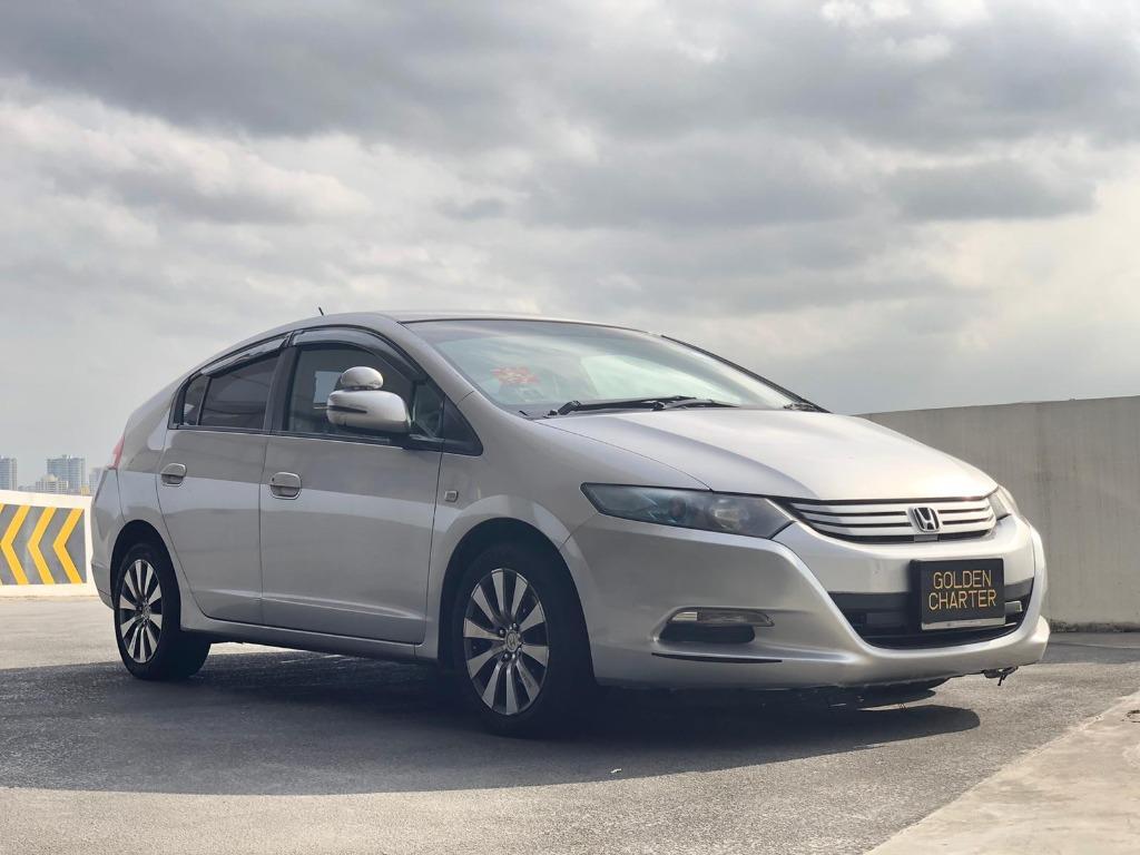 09/09 CALL 8615 8615 Jenny NOW ! Honda Insight Hybrid For Rent ! Personal Use, PHV, Gojek Rebate, LALAmove, Grab ! Rent Car ! Car Rental ! Cheap Rental Car !