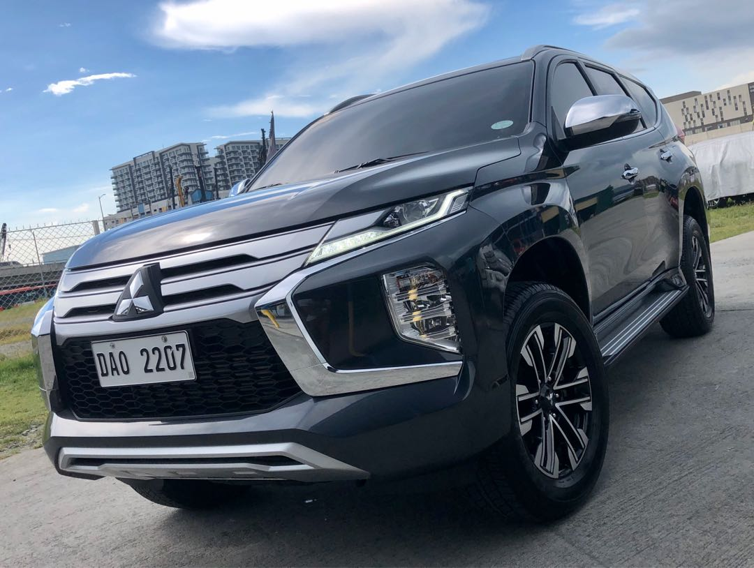 2020 Mitsubishi Montero Sport Gt 4x2 Auto Cars For Sale Used Cars On Carousell