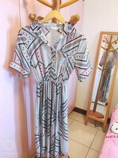 正韓🇰🇷雪紡洋裝