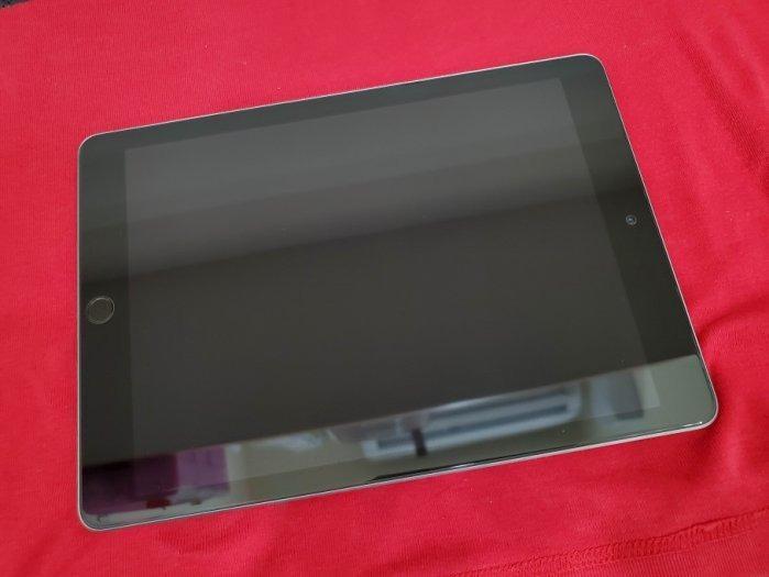 ※聯翔通訊 保存好機況新 灰色 Apple iPad6 Wi-Fi 32G 台灣原廠過保固2020/5/19 ※換機優先