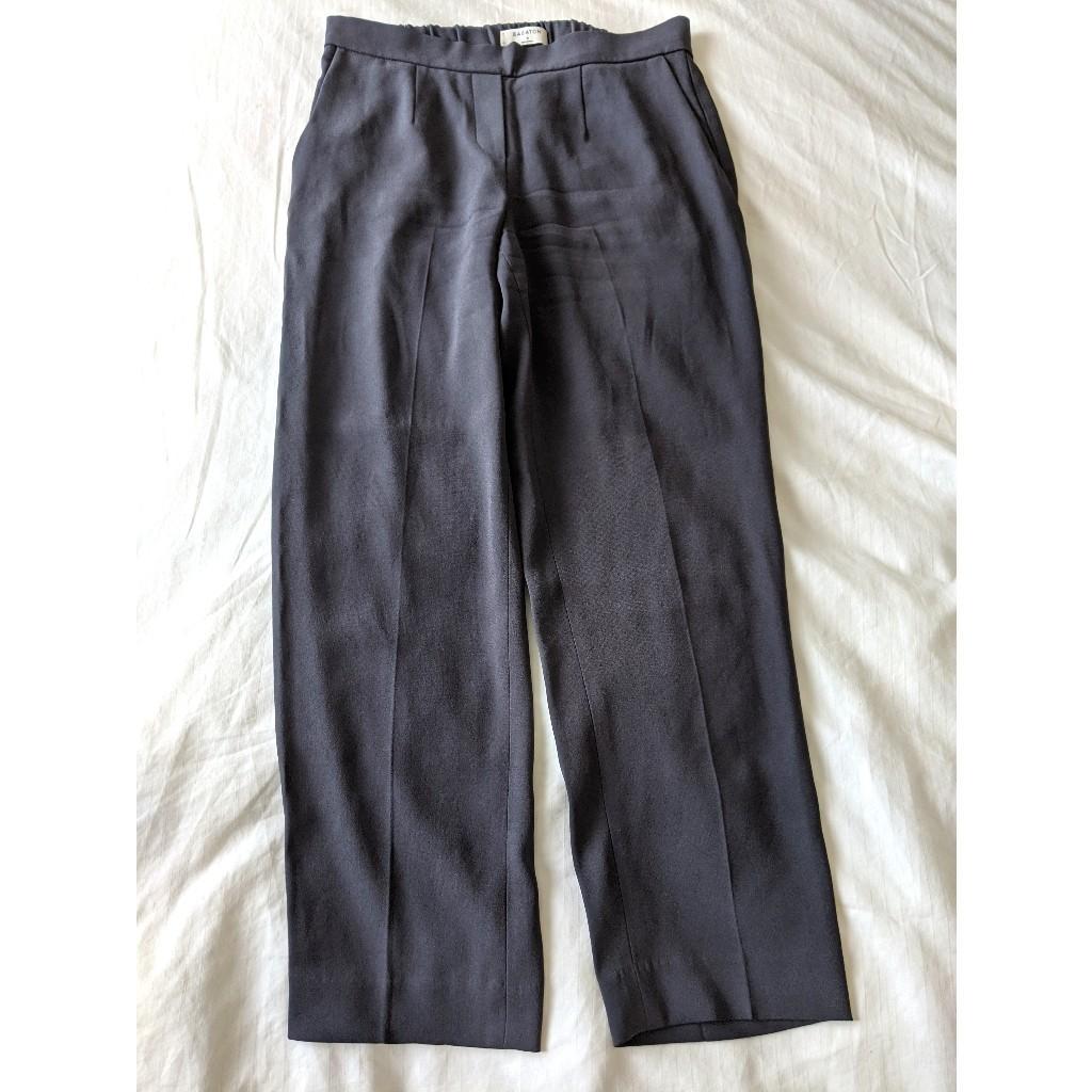 Aritzia Babaton Conan pants - grey, size 4