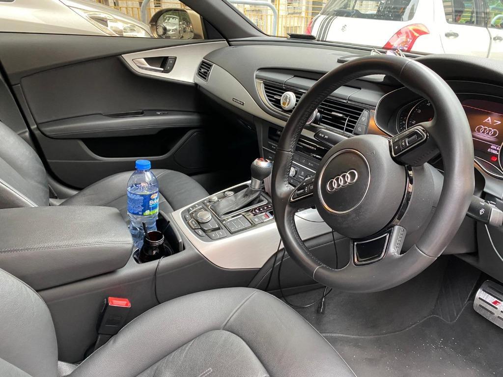 Audi A7 Sedan 2.8 FSI quattro (A)