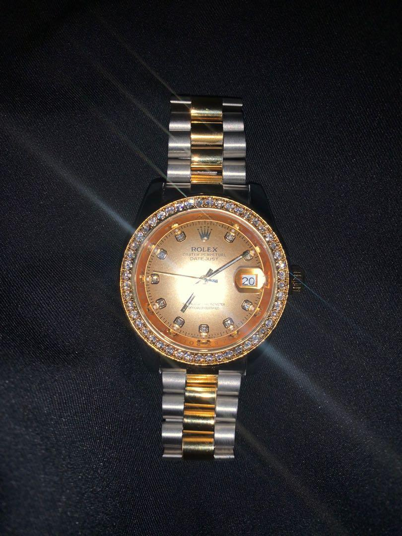 Authentic Rolex Wristwatch