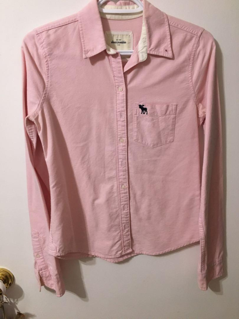 Bnwot abercrombie button up