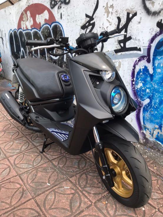 BWS X125