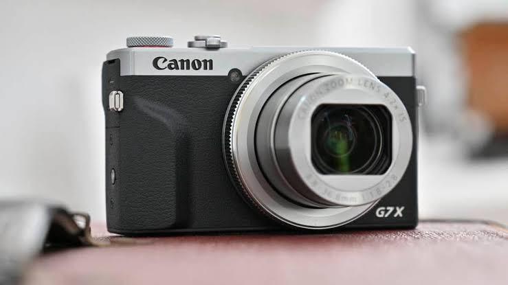 Canon Power Shot G7X Mark III Resmi Cicil Kamera