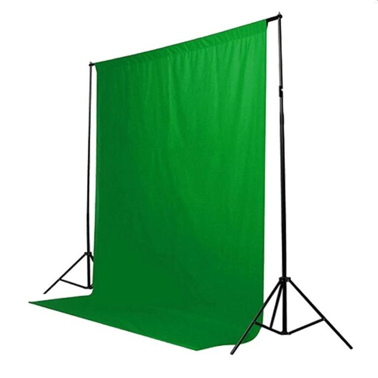Black White Green Blue Color Cotton Textile Muslin Photo