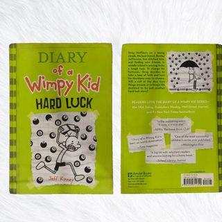 Diary Of Wimpy Kid (Hard Cover)