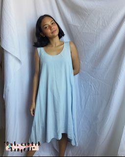 Dress Baby Blue forever 21