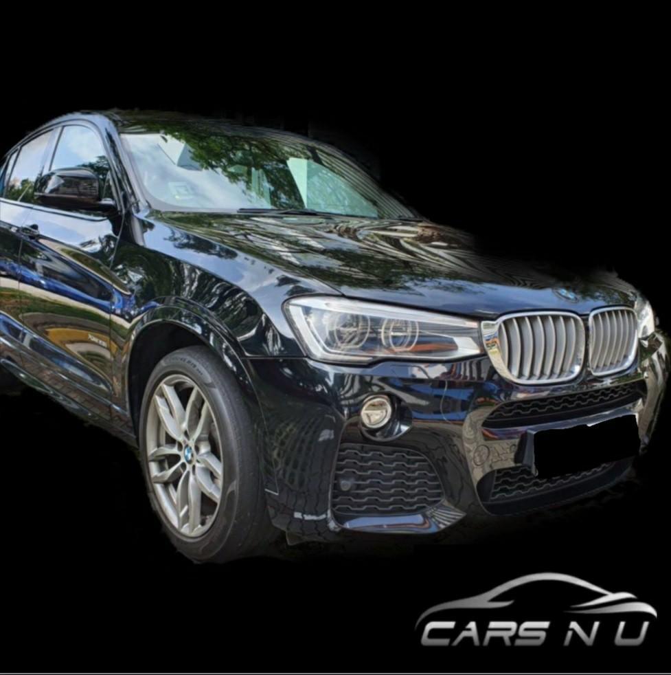 DS60 BMW X4 xDrive28i M-Sport Auto